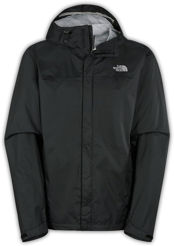 The North Face Venture Jacket Tall - Men's TNF Black/TNF Black Large