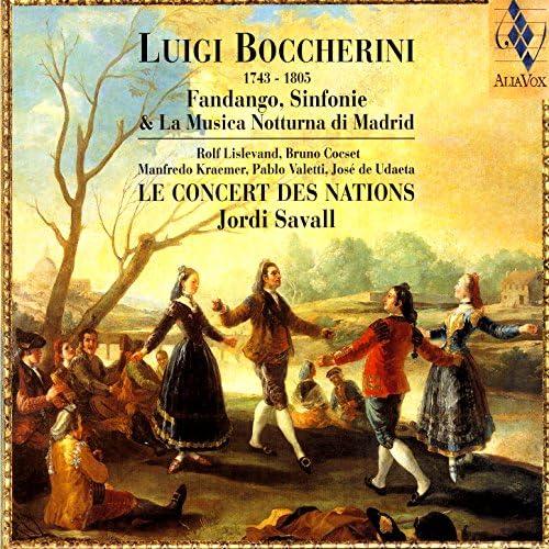 Rolf Lislevand, Le Concert Des Nations & Jordi Savall