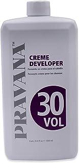 Pravana Creme Developer Volume 30 33.7 Oz.