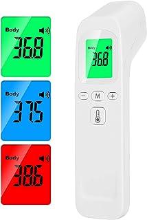 Termometro infrarrojos, Termometro digital, Termometro sin contacto, con pantalla LCD, ℃ y ℉, COMPRA EN PRIME ! seguro, pr...