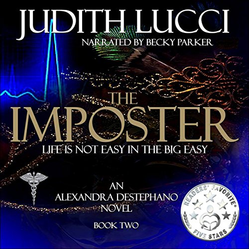 The Imposter: Alex Destephano, Book 2 audiobook cover art