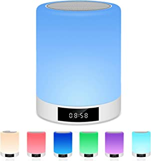 Best led night light with clock Reviews