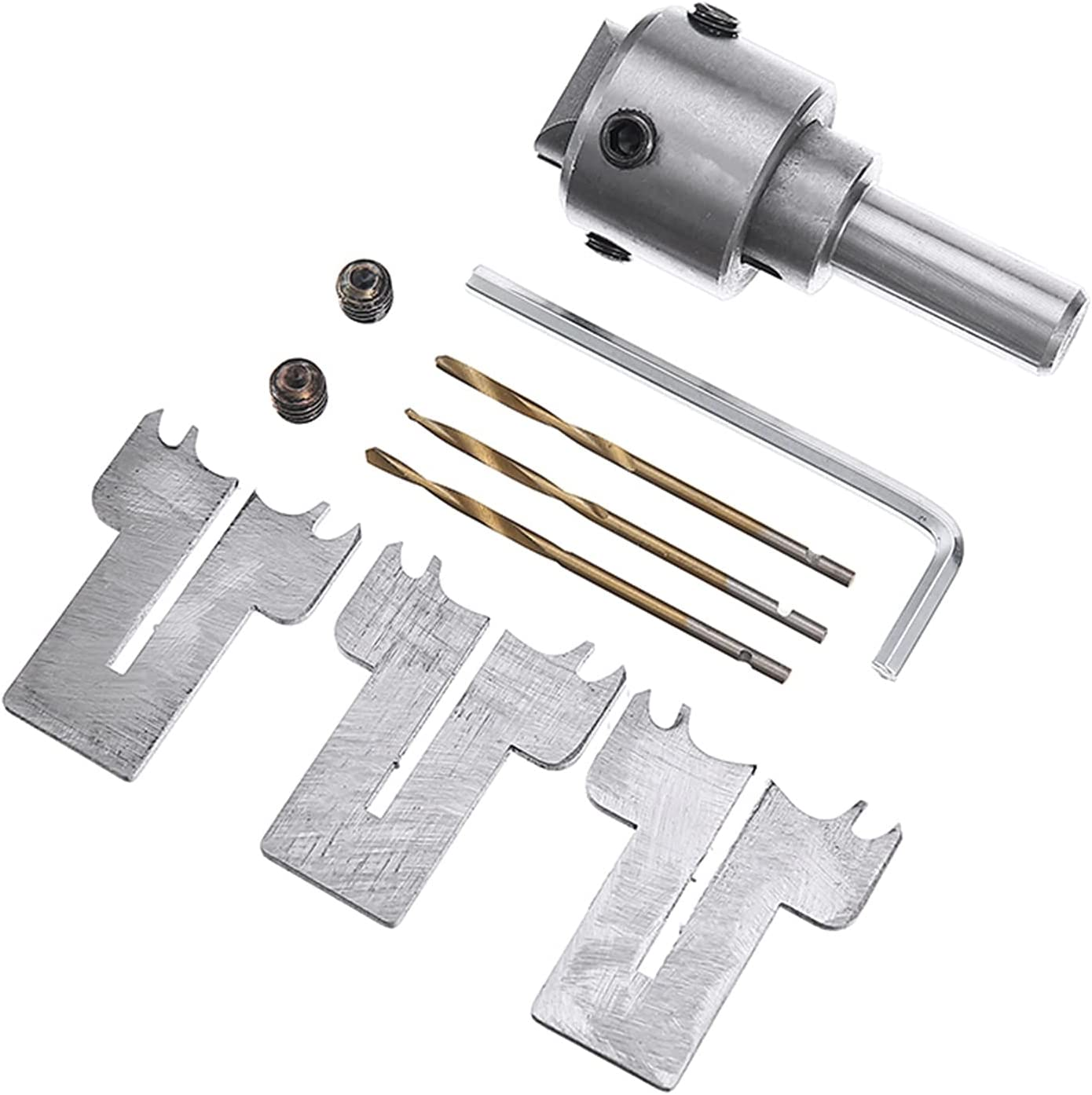 Reservation LXQS Mechanical milling Cutter Wooden Ring Maker Kit Th Fees free!! Wood DIY