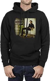 WaveC Men's Lionel-Richie-The-Definitive-Collection- Pullover Fleece Hooded Sweatshirt