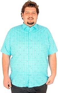 Mode XlBüyük Beden Kısa Kol Gömlek