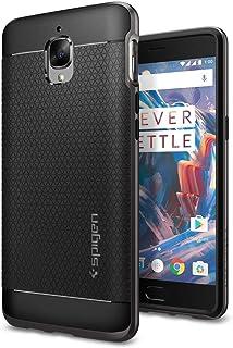 OnePlus 3 / OnePlus 3T Case, Spigen Neo Hybrid Gunmetal