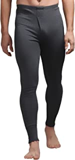 HEAT HOLDERS Men's Thermal Underwear 0.45 tog Long Johns Charcoal Grey