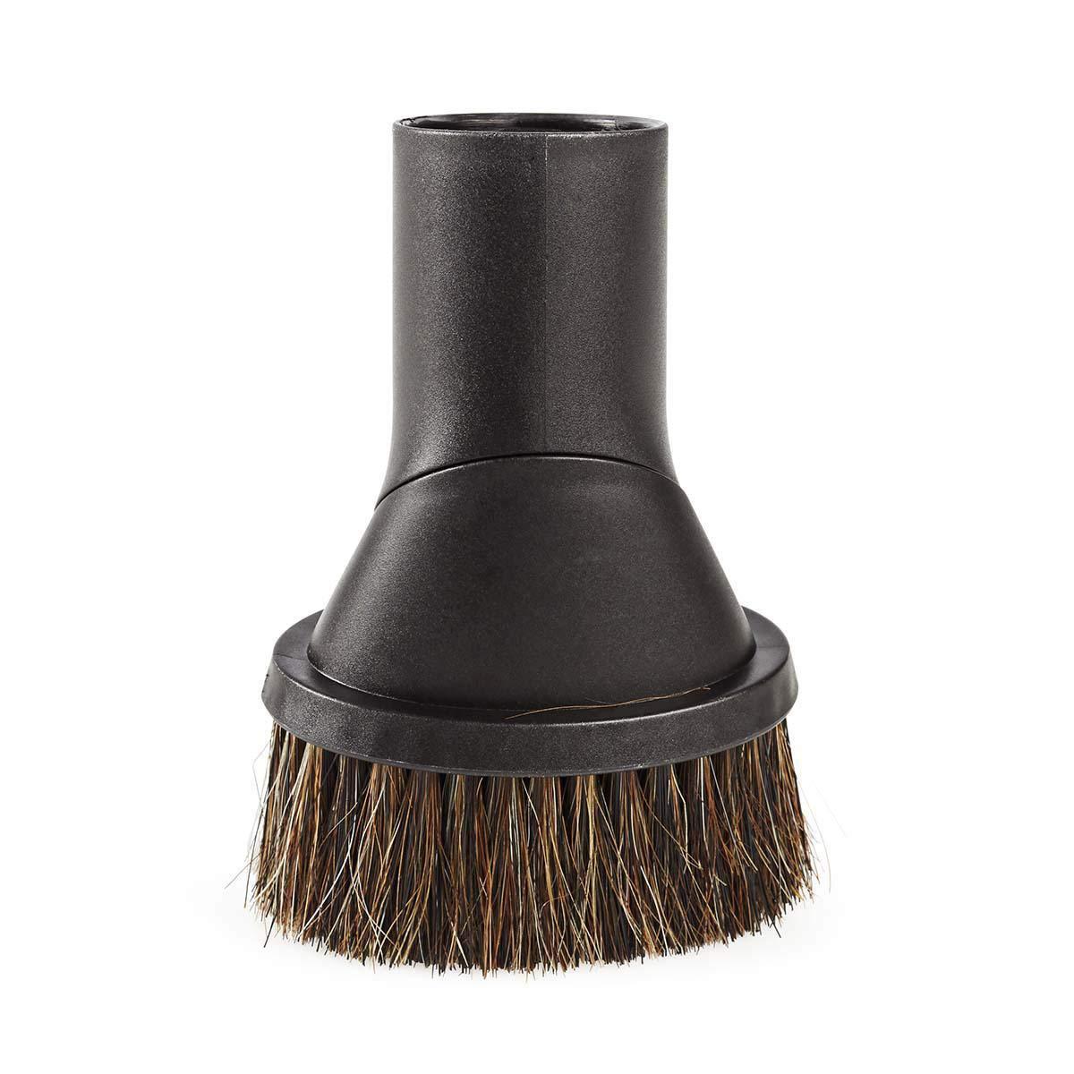 Maxorado - Cepillo para aspiradora (35 mm, Pelo Natural, Compatible con aspiradoras industriales Kärcher Bosch Einhell Masko Makita Tacklife Syntrox metabo: Amazon.es: Hogar