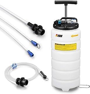 EWK 15L Oil Changer Fluid Vacuum Extractor Oil Pump Extractor Pneumatic Fluid Evacuator +..