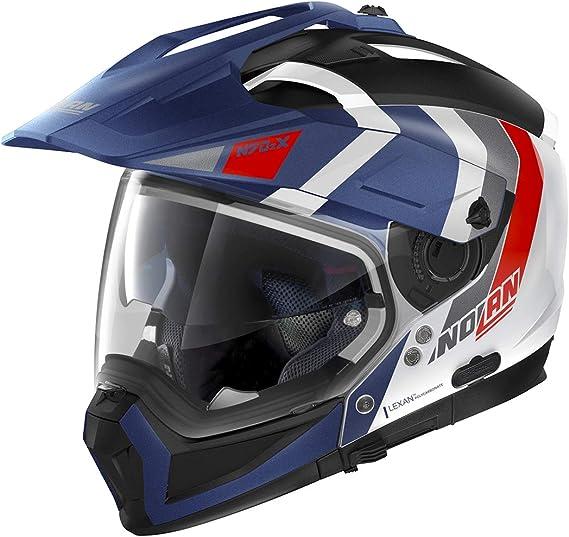 Nolan Herren N70 2 Helmet Weiß Xl Auto