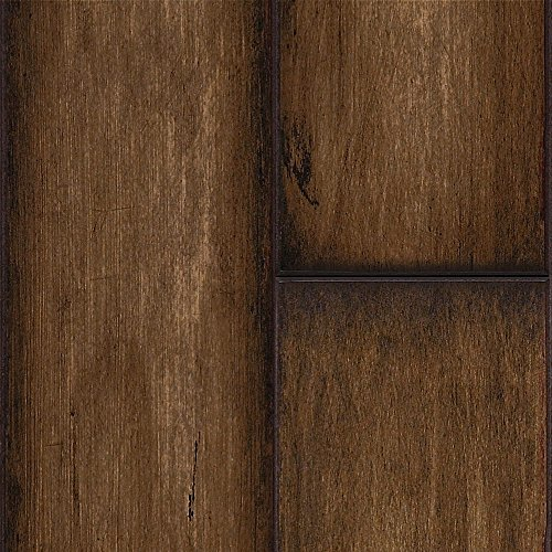 Mannington Hardware 26710 (S) Revolutions Collection Time Crafted Maple Laminate Flooring, 8Mm, Weathered Ash