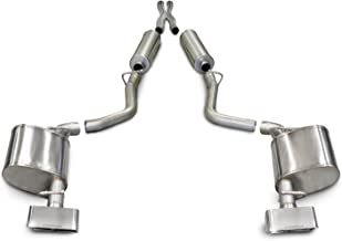 CORSA 14529 Dual Cat-Back Exhaust System for Dodge Challenger 5.7L