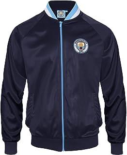 Manchester City Chaqueta Colecci/ón Oficial Talla de Hombre