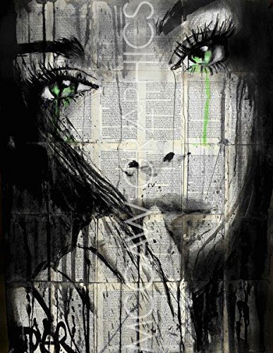 Hillsong by Loui Jover, Art Print Poster 11 x 14 by Bruce McGaw Graphics