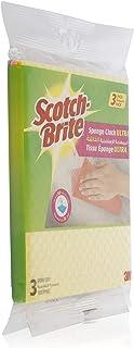 Scotch Brite Ultra Sponge Cloth - 3 Pieces