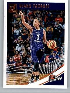 2019 Donruss WNBA #57 Diana Taurasi Phoenix Mercury Basketball Trading Card