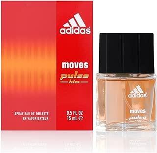 Adidas Moves Pulse By Coty For Men 0.5 Oz Eau De Toilette Spray