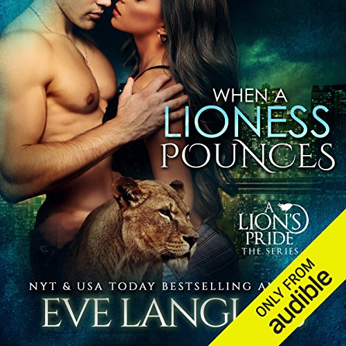 When a Lioness Pounces audiobook cover art