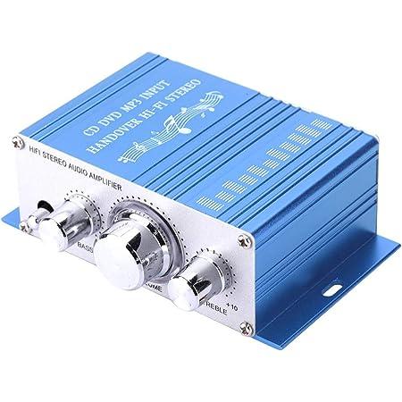 Ccylez Mini Digital Verstärker Hi Fi Audio Musik Elektronik