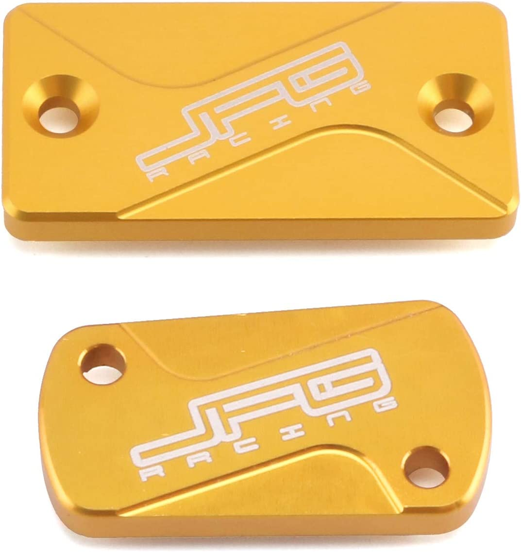 CNC New Shipping Free Billet Ranking TOP9 Front Rear Brake Reservoir Cap For Fluid Cover RM125
