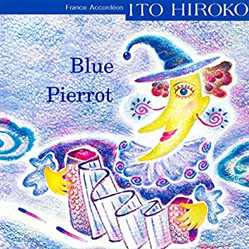 Blue Pierrot