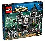 LEGO DC Comics Super Heroes Batman: Arkham Asylum Breakout Niño 1619pieza(s) Juego de construcción - Juegos de construcción (Multicolor, 12 año(s), 1619 Pieza(s), Cómics, Niño)