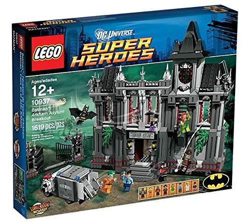 LEGO ® 10937 - Gioco di costruzioni, soggetto: Batman, il manicomio di Arkham