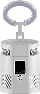 GAKIN 1pc escritorio de iones negativos purificador de aire coche limpiador portátil con luz USB de carga para fumadores d...