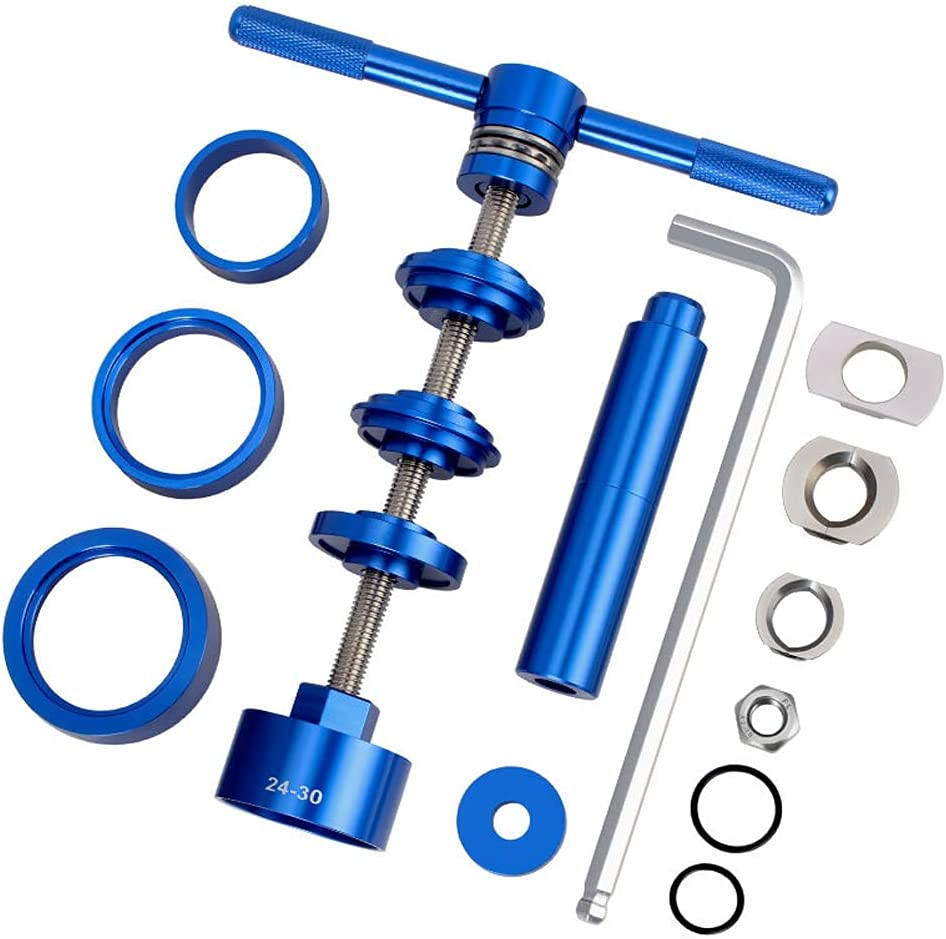 Bicycle Bottom Bracket Install Removal Tool Re Set Ranking TOP13 New York Mall Kit Axis Bike