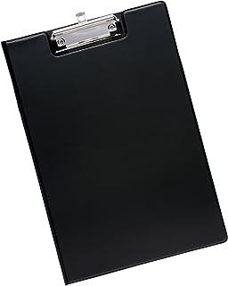 5 STAR Chemise porte-bloc A4 plastique noir