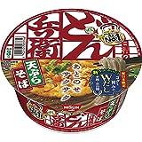 どん兵衛 天ぷらそば(東) カップ 100g×12