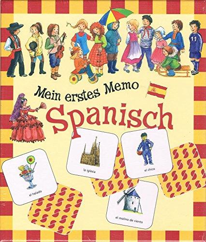Unbekannt Mein erstes MEMO (Spanisch)