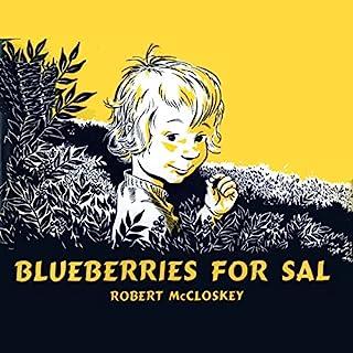 Blueberries For Sal audiobook cover art