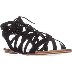 1ea3c84b7391 American Rag Womens Amarlie Open Toe Casual Gladiator Sandals