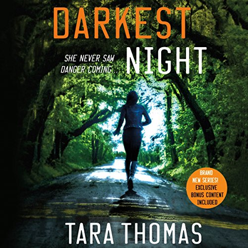 Darkest Night audiobook cover art