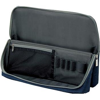 ソニック バッグインバッグ スマスタ ワイド ユートリム A4 ネイビー UT-1905-K