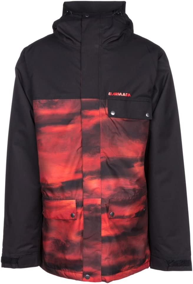 Armada Same day shipping Baltimore Mall Emmett Insulated Jacket - Black Men's