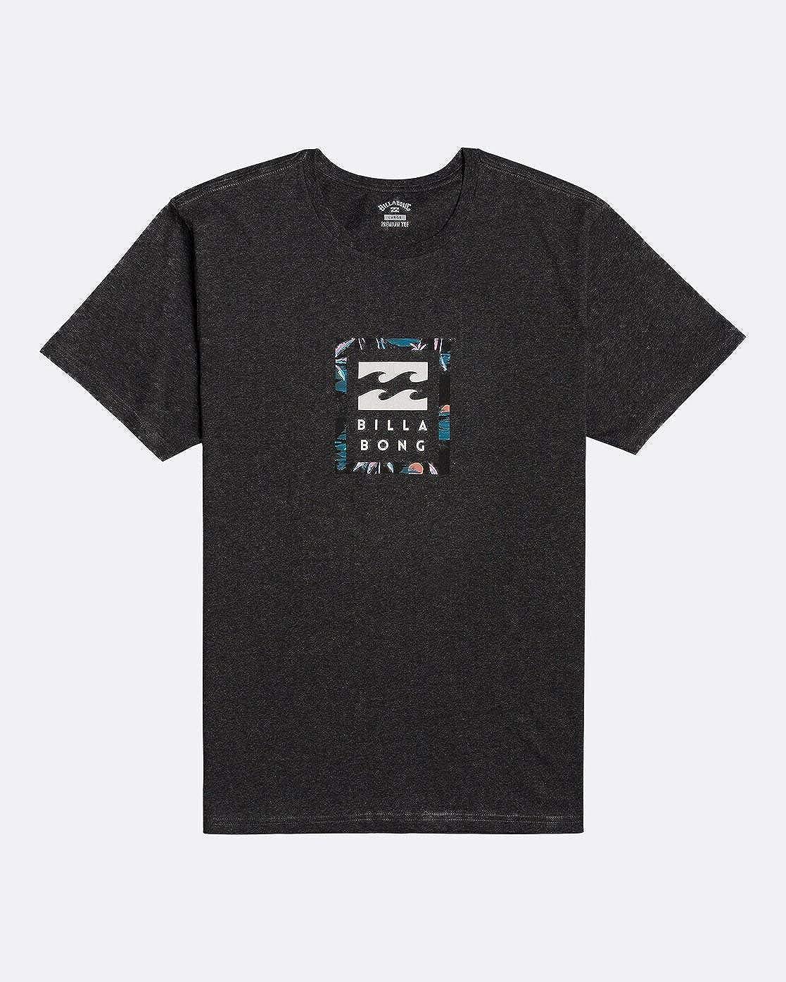 BILLABONG Unity Stacked - Camiseta para Hombre Camiseta Hombre