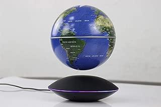 Best levitating silver and blue desktop globe Reviews