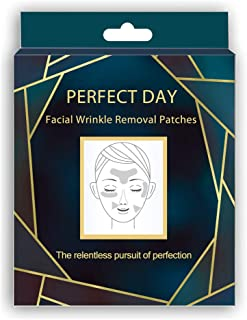 Perfect Day Facial Wrinkle Removal Patches(72 Patches)