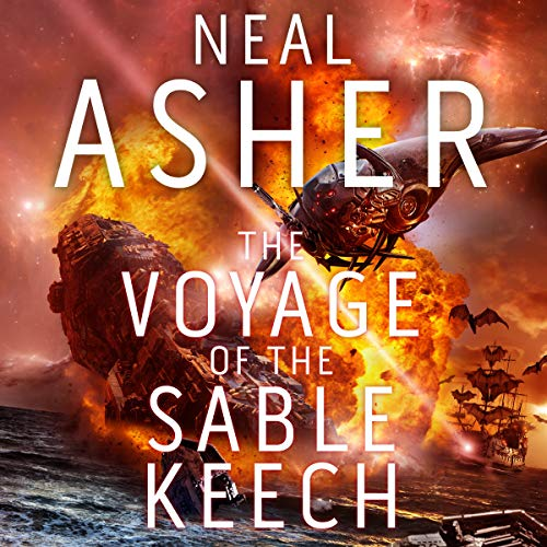 Couverture de The Voyage of Sable Keech