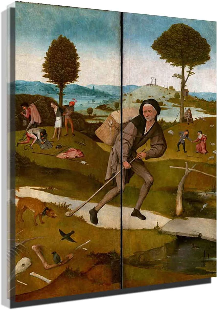 Hieronymus 35% OFF Bosch Industry No. 1 Wayfarer World Famous Painting on Reproduction
