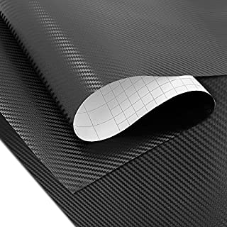 Wrapping Klebefolie für BMW F 800 ST Carbon Look 3D Motea 75x100cm