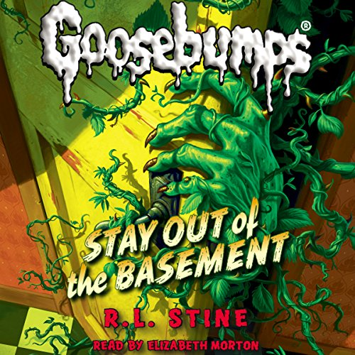Page de couverture de Classic Goosebumps: Stay Out of the Basement