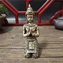 Statues Buddha Figurines Ornaments Resin Feng Shui Buddha Sculpture Home Decoration
