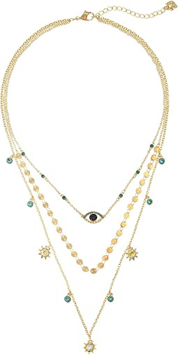 Last Summer Layered Necklace