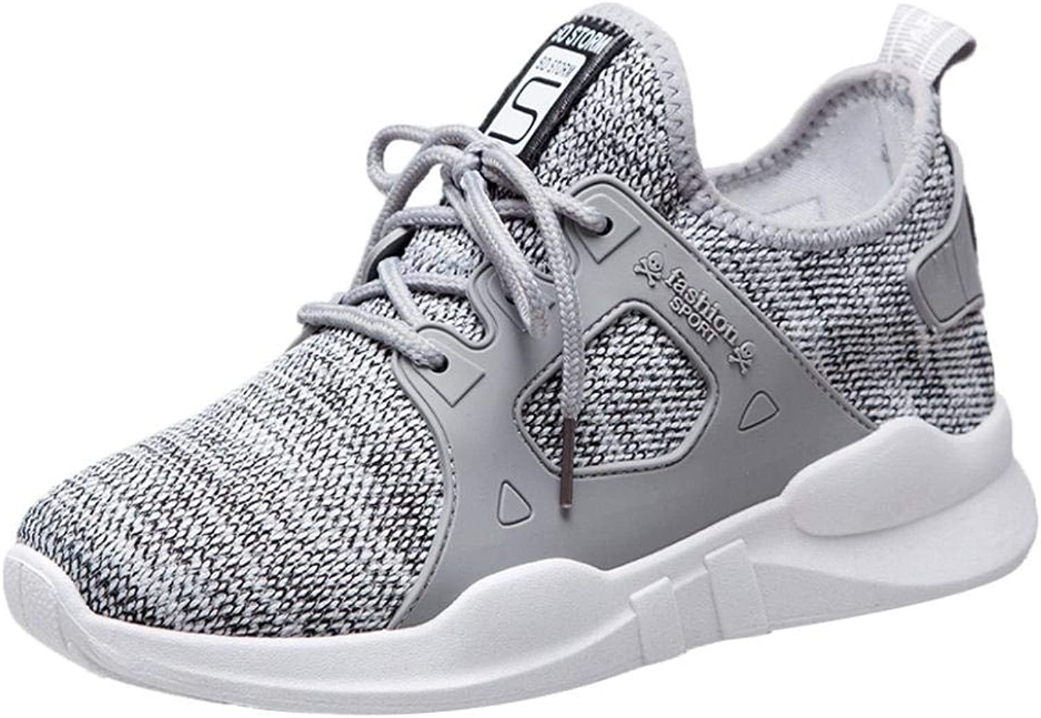 JaHGDU Fashion Women Casual Outdoor Hiking Student Sports Leisure shoes Gym Soft Wild Tight Super Quality Black Pink Grey for Womens
