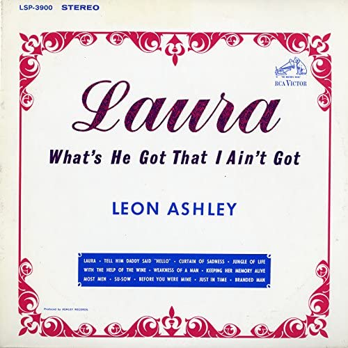 Leon Ashley