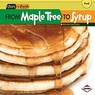From Maple Tree to Syrup cover art