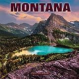 2021 Montana Scenic Wall Calendar